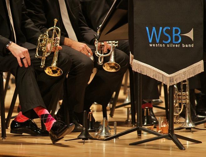 Weston Silver Band